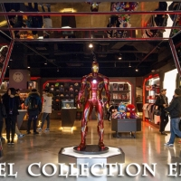 【景點推薦】‪韓國首爾 MARVEL COLLECTION ENTER6|全球首家!Marvel迷必到朝聖|吃貨伴旅 CACAmazing Travel