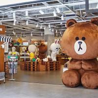 【LINE FRIENDS 推薦】Outlet 新開幕!韓國坡州打卡新熱點|吃貨伴旅 CACAmazing Travel