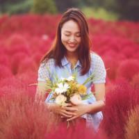 【美景推薦】韓國水原掃帚草|紅色毛茸茸波波球|秋季限定|吃貨伴旅 CACAmazing Travel